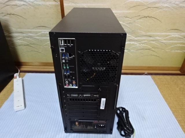 自作パソコン corei7 4930K/3.40GHz/HDD 2TB win 7 デスクトップ_画像7