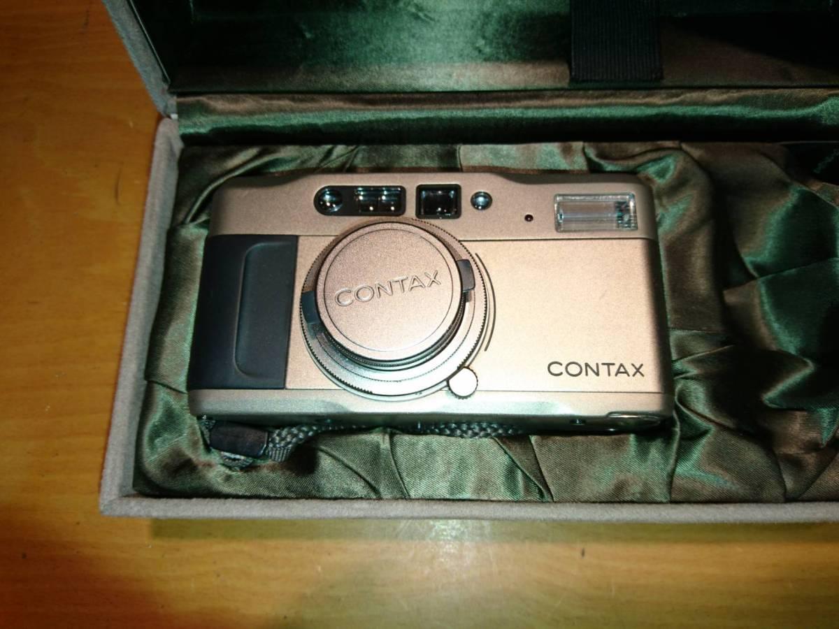 (99)CONTAX カメラ T VS