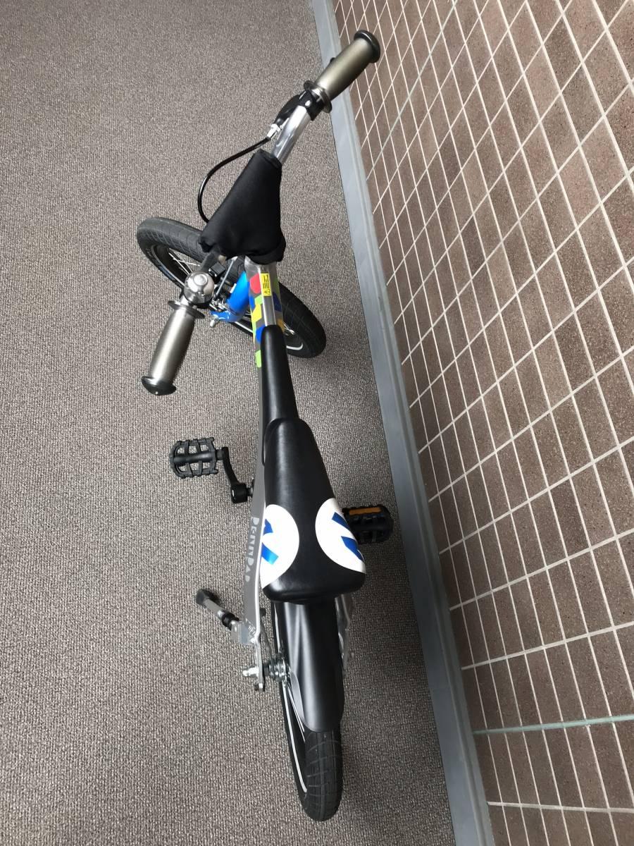 ☆ レンラッド へんしんバイク ブルー 16インチ 軽量子供用自転車♪_画像2