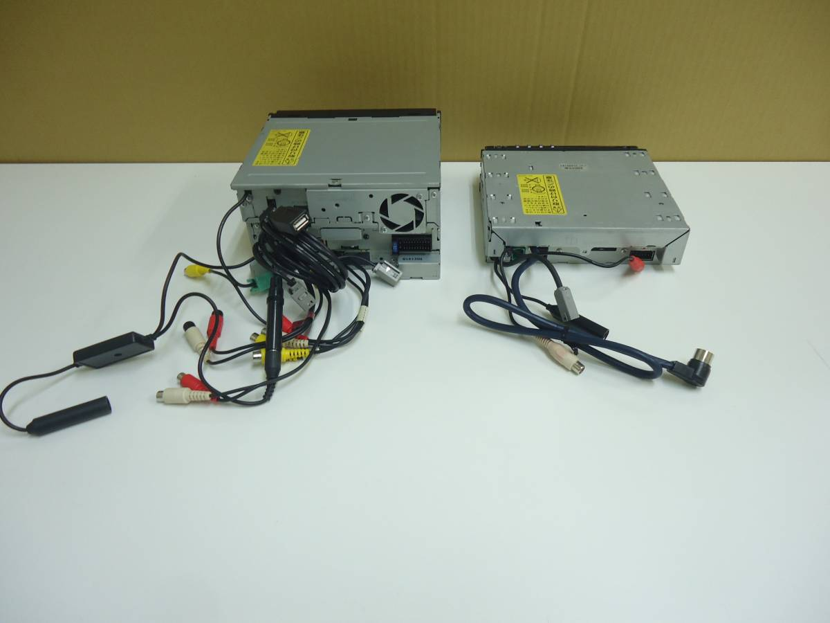 45:ジャンク HDV-990、HDX-710 本体のみ2台セット_画像4