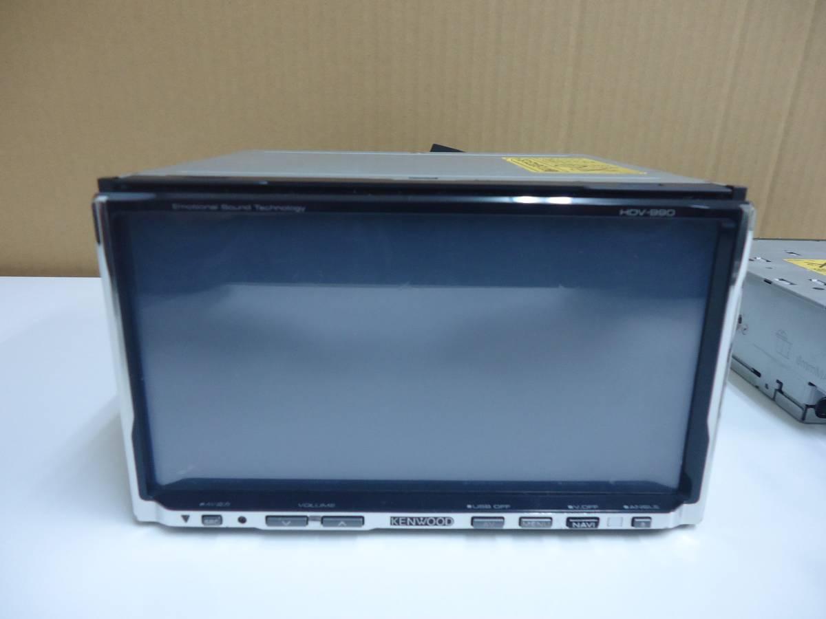 45:ジャンク HDV-990、HDX-710 本体のみ2台セット_画像5