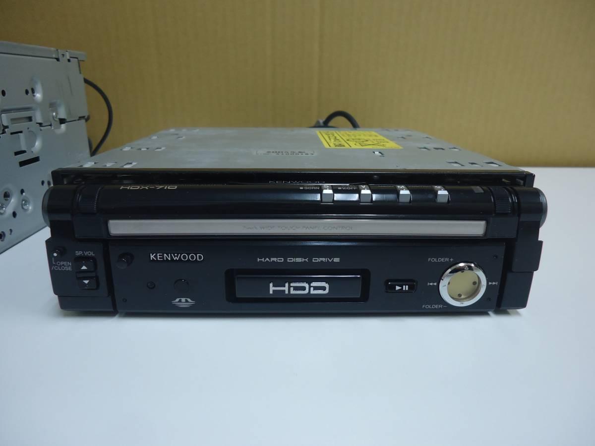 45:ジャンク HDV-990、HDX-710 本体のみ2台セット_画像8