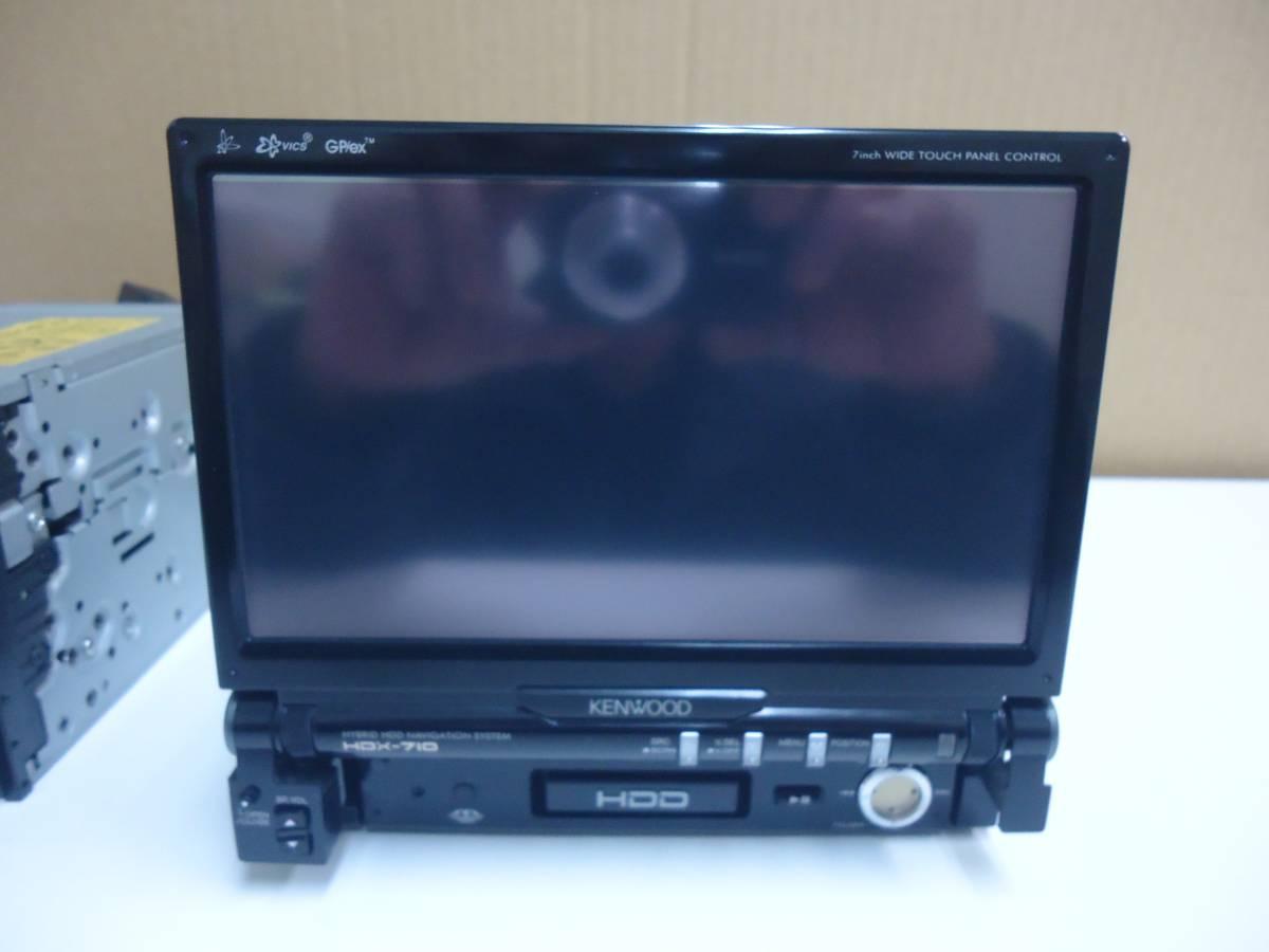 45:ジャンク HDV-990、HDX-710 本体のみ2台セット_画像9