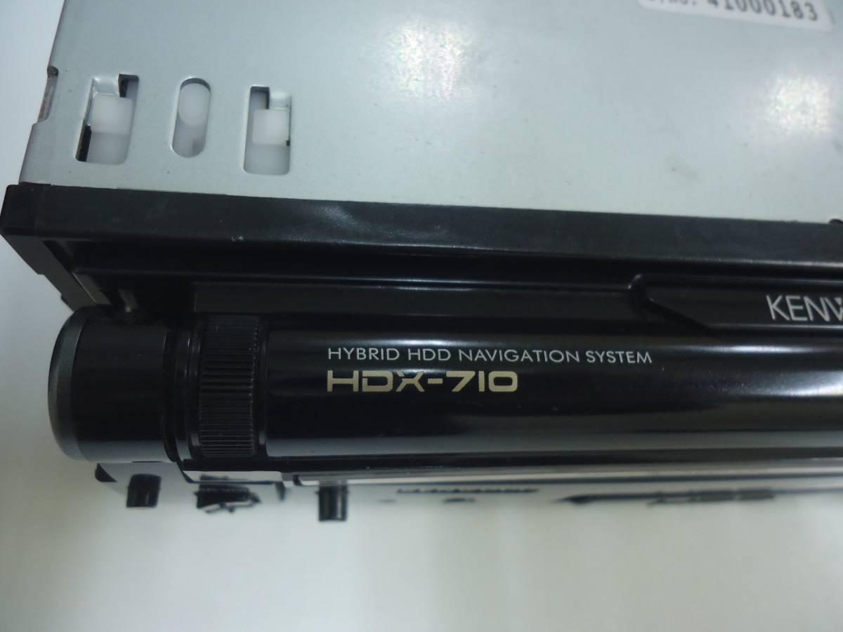 45:ジャンク HDV-990、HDX-710 本体のみ2台セット_HDX-710