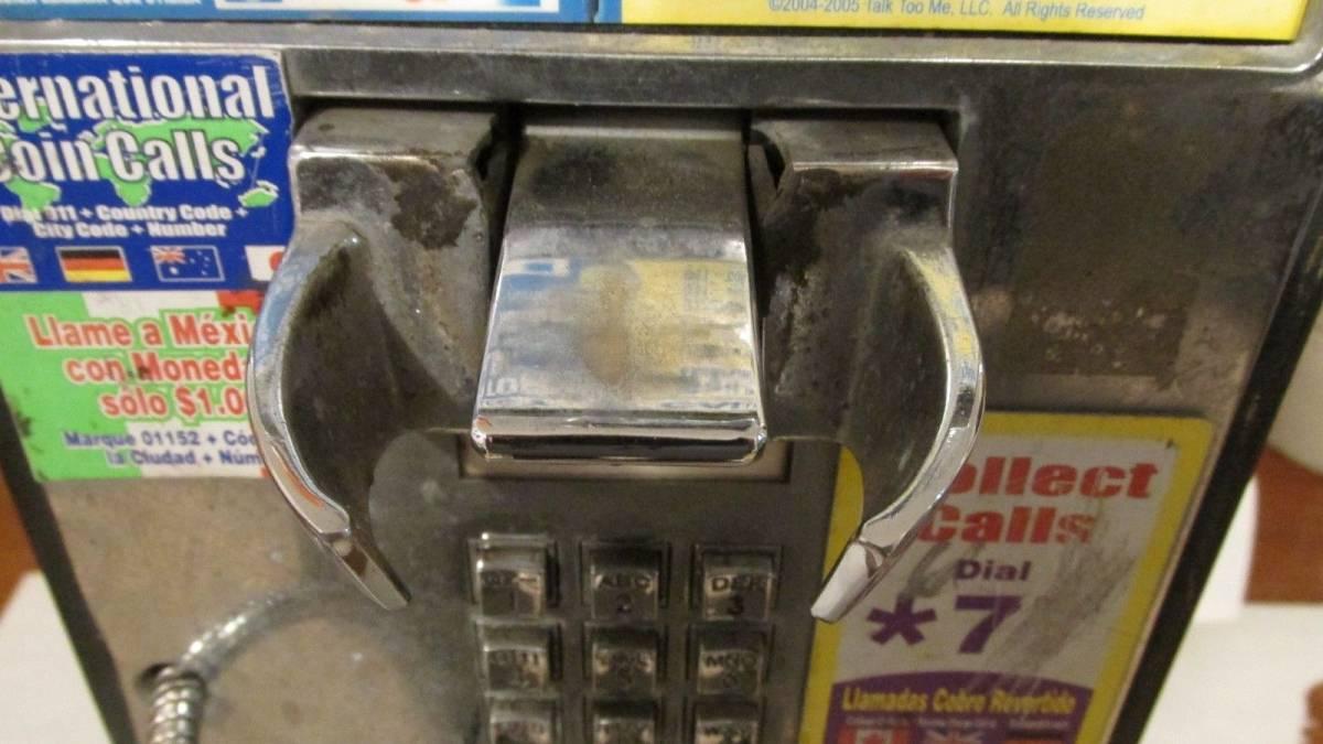 レア!! ヴィンテージ!! AT&T Telephone アンティーク 電話機 1980's_画像4