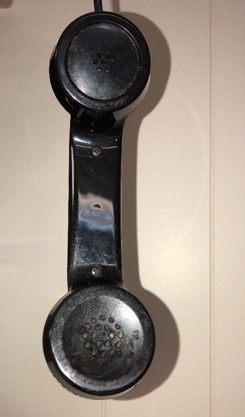 レア!! ヴィンテージ!!THOMAS 1956 電話機 ハーレーダヴィットソン_画像7