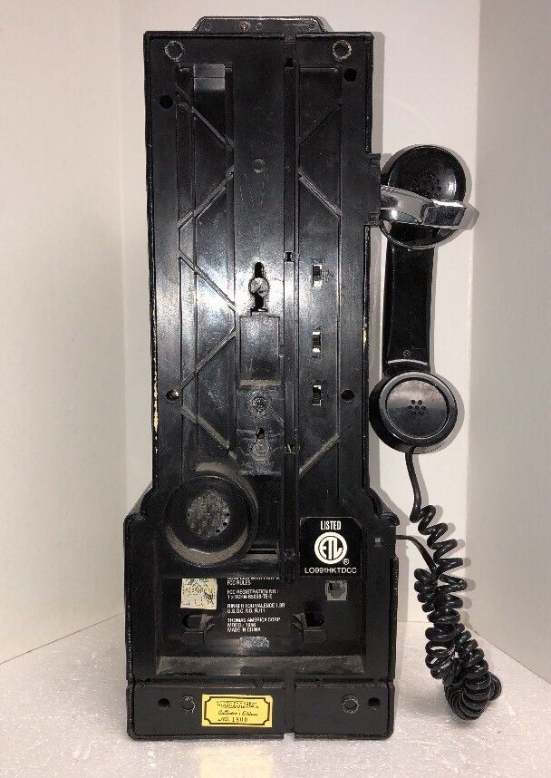 レア!! ヴィンテージ!!THOMAS 1956 電話機 ハーレーダヴィットソン_画像4