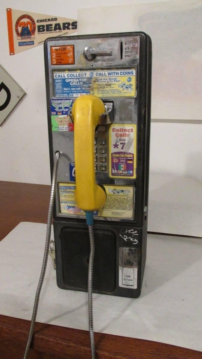 レア!! ヴィンテージ!! AT&T Telephone アンティーク 電話機 1980's