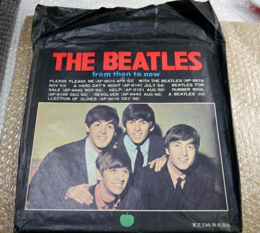 【販促用紙袋付き】The Beatles/Let It Be_画像2