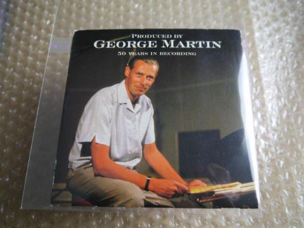 【非売品】George Martin/50 Years in Recording【UK Promo CD】_画像4