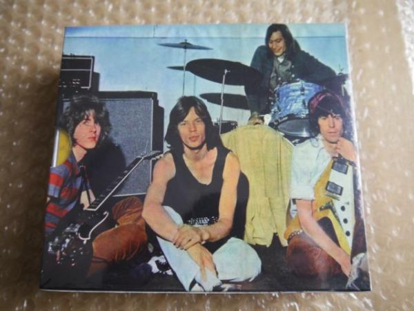 【未開封・完品】The Rolling Stones/Genuine Black Box【Scorpio 6 CD】SEALES_画像3