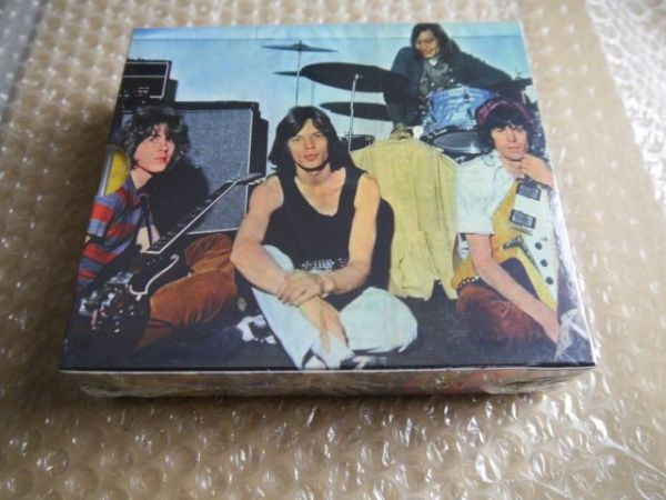 【未開封・完品】The Rolling Stones/Genuine Black Box【Scorpio 6 CD】SEALES_画像4