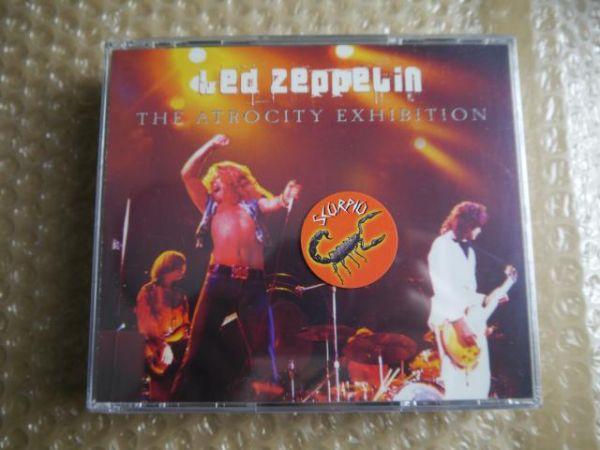 【未開封】Led Zeppelin/The Atrocity Exhibition【Scorpio 4CD】Sealed
