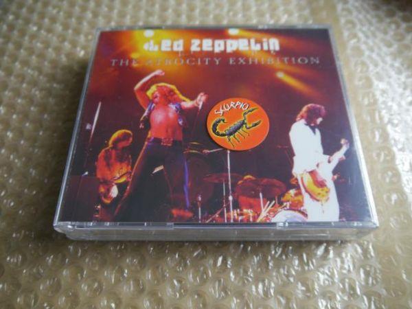 【未開封】Led Zeppelin/The Atrocity Exhibition【Scorpio 4CD】Sealed_画像2
