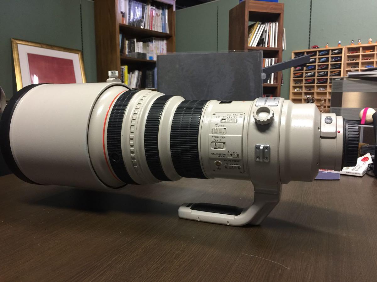 CANON キヤノン レンズ EF400mm F2.8L IS USM 低価格より売り切りますのでよろしくお願い