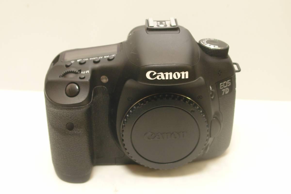 canon キャノン EOS 7D ボディ