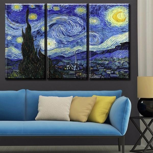 ◆Modern Art◆肉筆☆油絵☆3枚画リクエスト製作『ご希望通りに描きます』F10~F20号_画像5