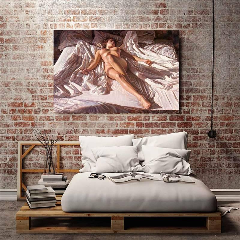 ◆Modern Art◆肉筆☆油絵☆3枚画リクエスト製作『ご希望通りに描きます』F10~F20号_画像3