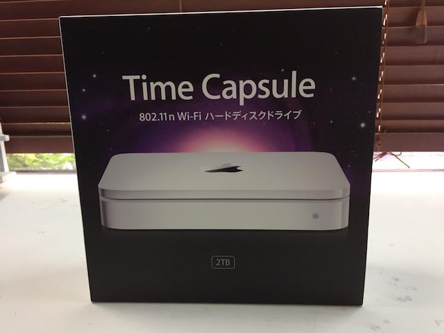 AirMac Time Capsule 2TB 未使用品