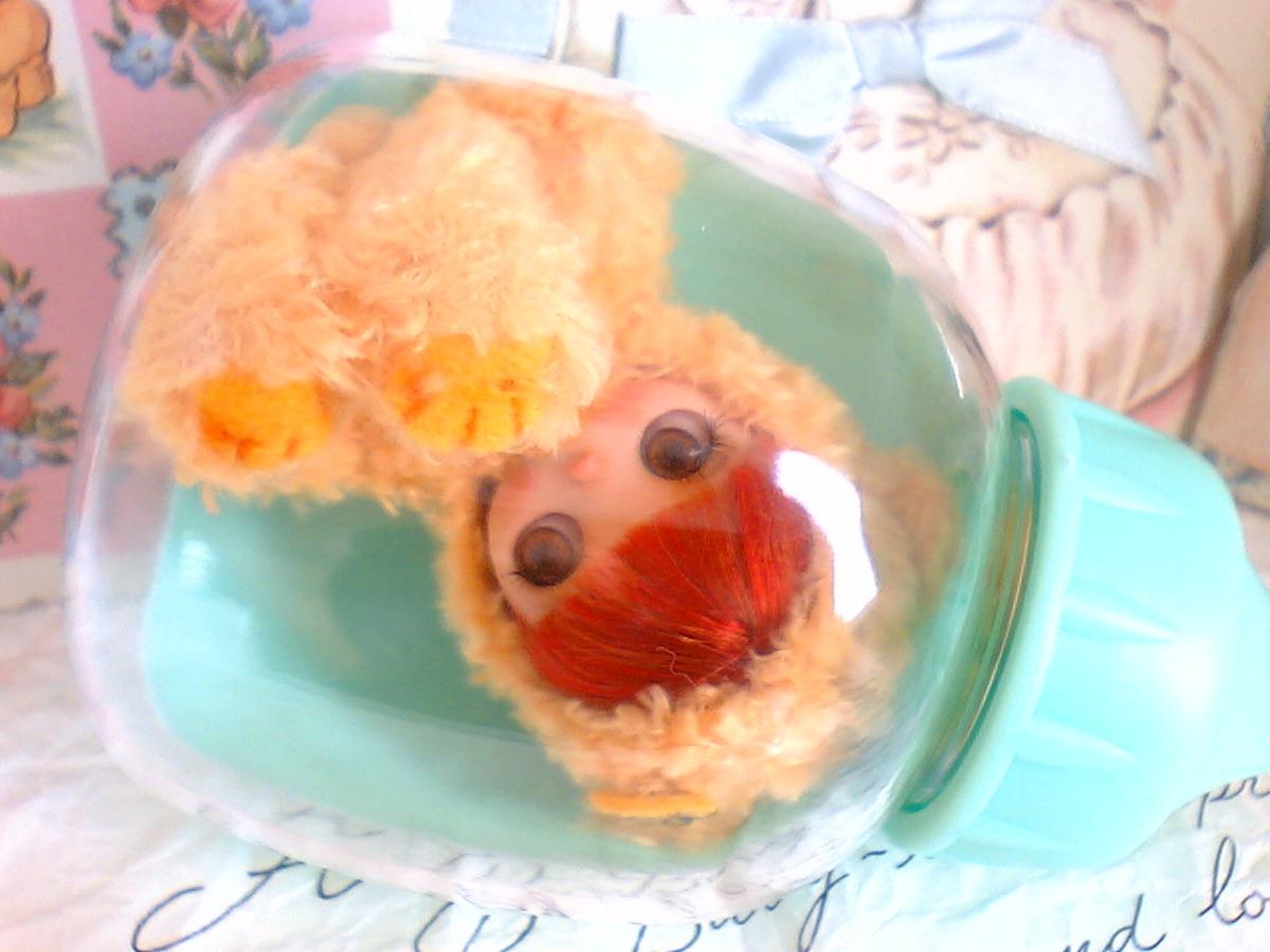 *miumoe*カスタムプチブライス  petiteblythe プチブライス 人形