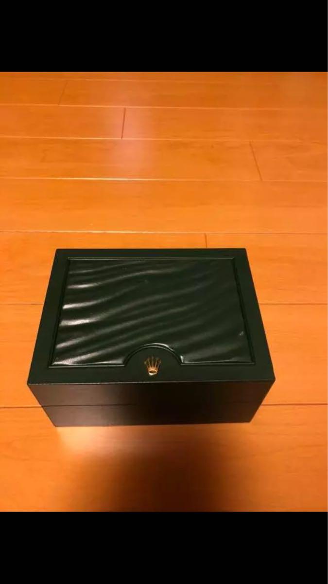 ロレックス 空箱_画像2
