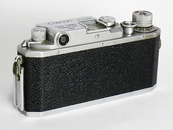 ☆キヤノン 4Sb 改型 50mm/1.8 付 /現状_画像2