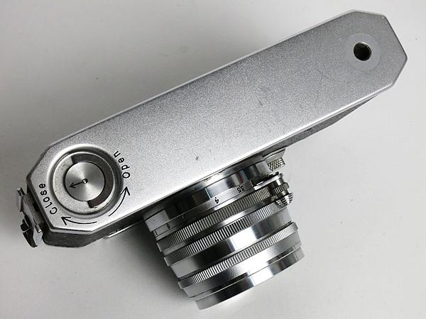 ☆キヤノン 4Sb 改型 50mm/1.8 付 /現状_画像5