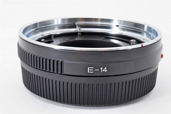 BRONICA ブロニカ Between Ring リング E-14 for ETR #267884_画像7