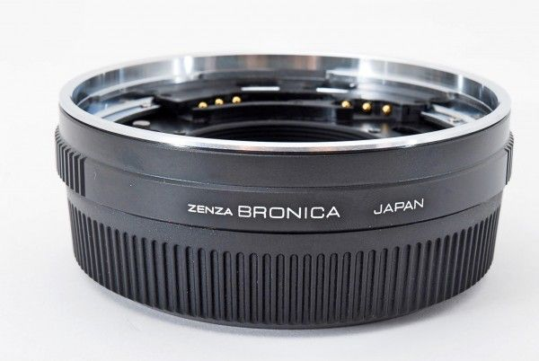 BRONICA ブロニカ Between Ring リング E-14 for ETR #267884_画像6