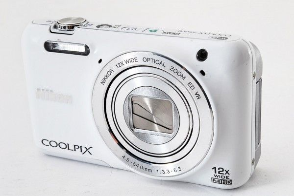 【動作未確認】 Nikon ニコン S6600 ボディ ※バッテリー、充電器無し #273954