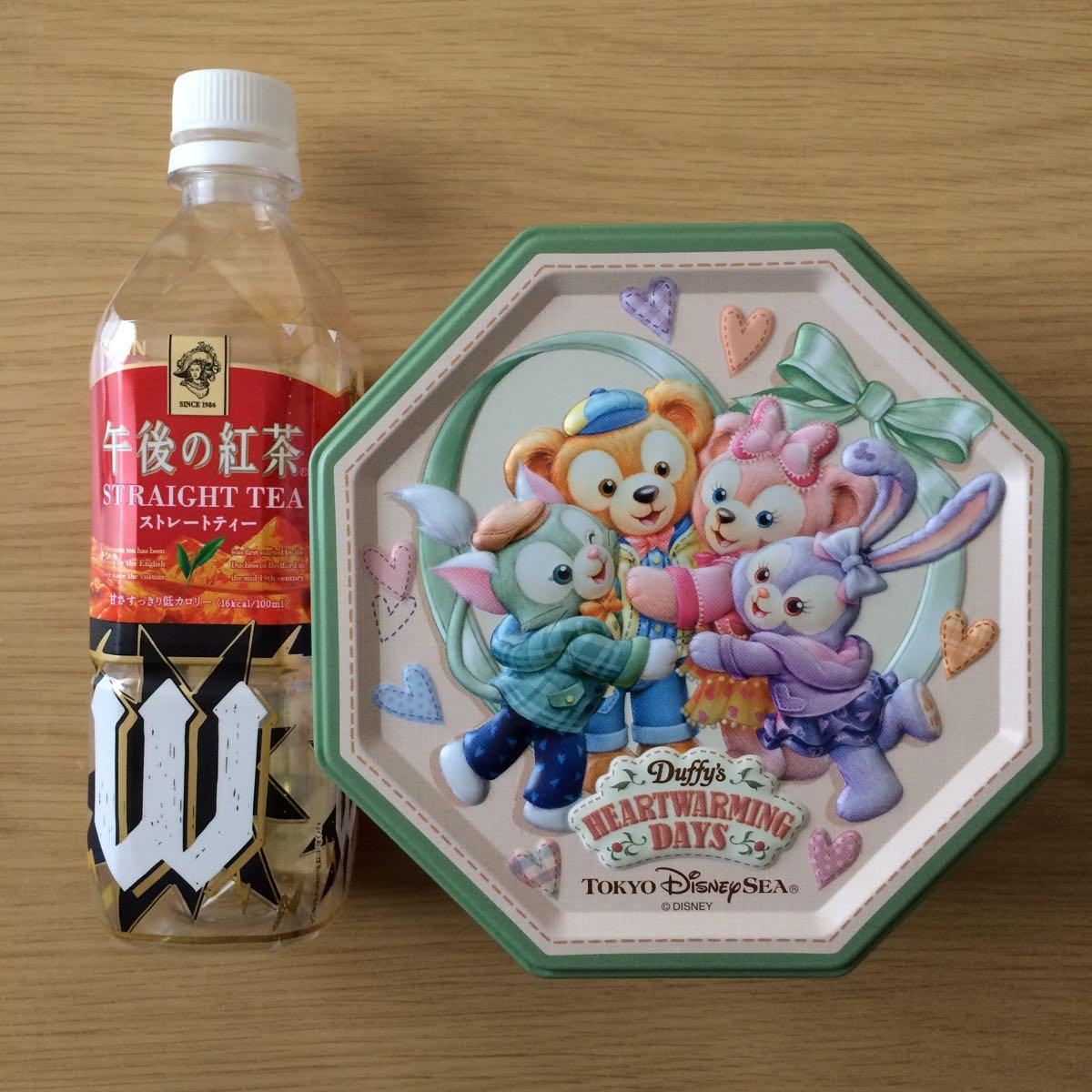 ディズニー 空き缶 ダッフィー シェリーメイ ステラルー ジェラトーニ_画像4