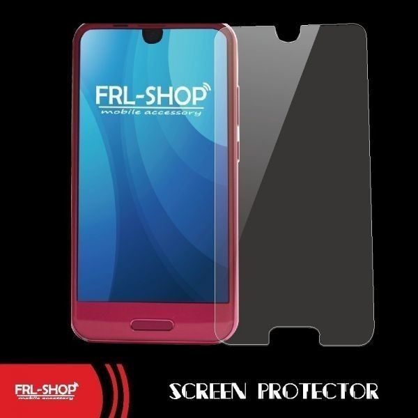 FRL-SHOP◆SHARP AQUOS R compact ◆ SHV41 701SH SH-M06 SHM06 ガラスフィルム ◆ アクオス 強化ガラス 保護フィルム 0.3mm 硬度9H☆_画像2