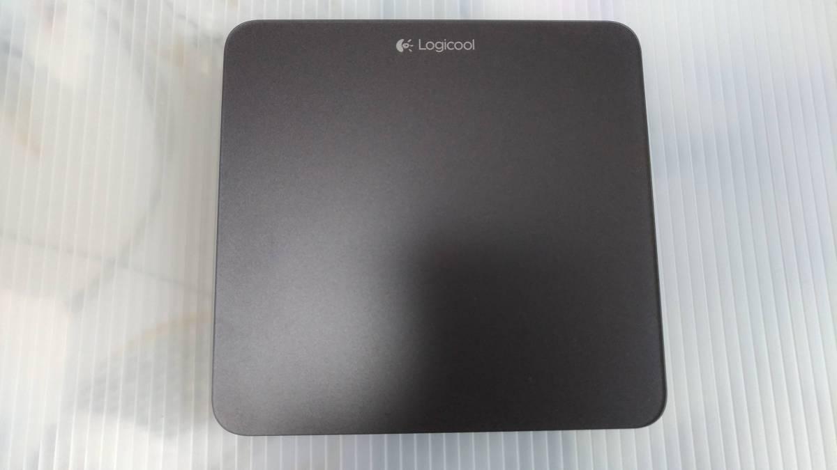【美品】Logicool T650 ワイヤレス充電式タッチパッド ロジクール_画像2