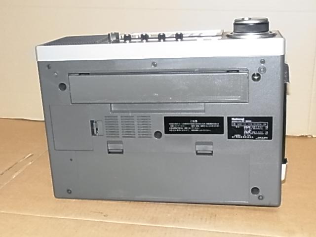 National Panasonic RF-B600 AN/FM/SW BAND RADIO ジャンク品 18031301_画像7