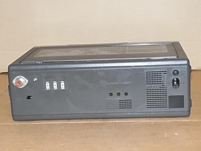 National Panasonic RF-B600 AN/FM/SW BAND RADIO ジャンク品 18031301_画像6