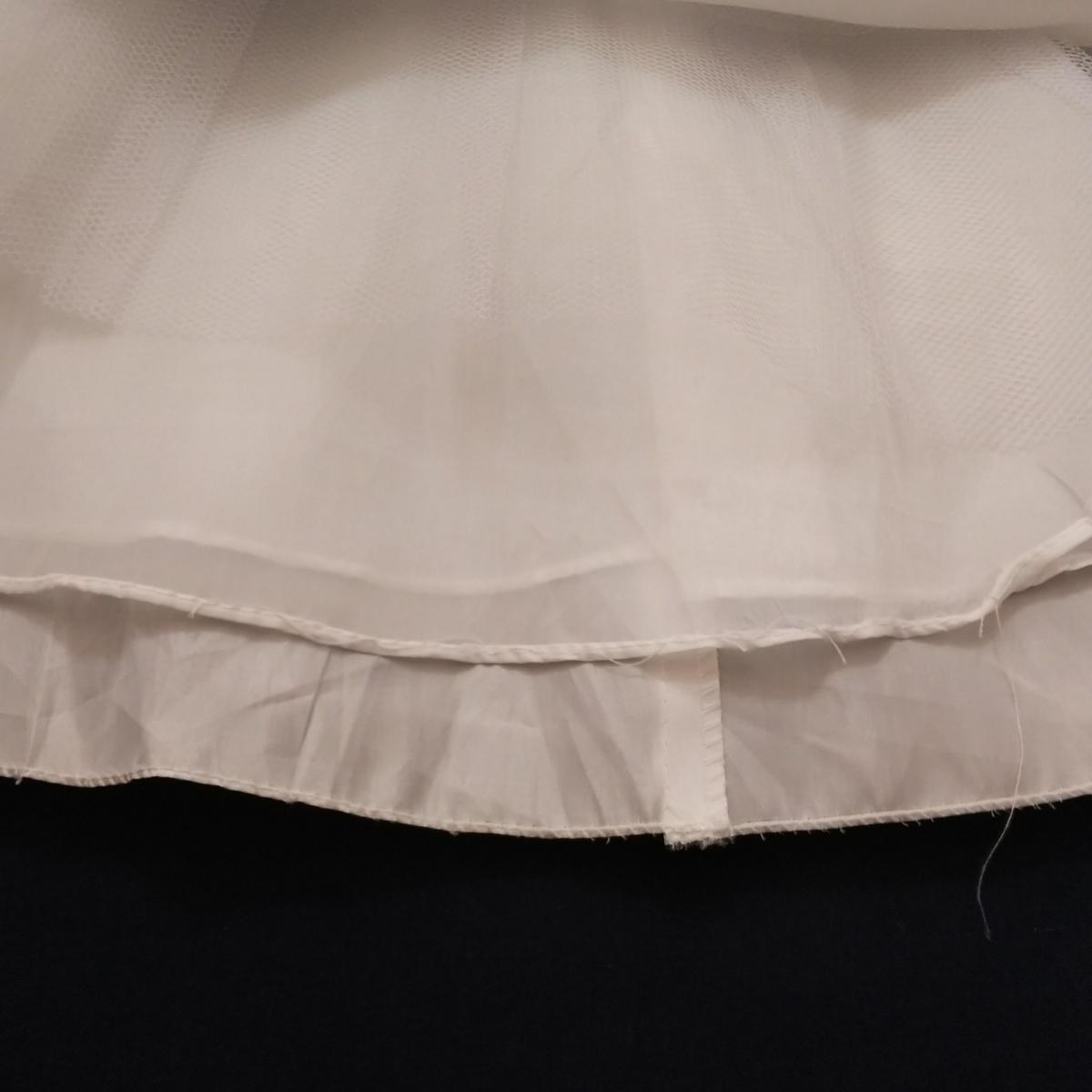 *FI5 AiMengBaby インポート 150 女の子 女子 フォーマル ドレス ワンピース ノースリーブ 白 紫 パープル 花 リボン 発表会 セレモニー_画像4