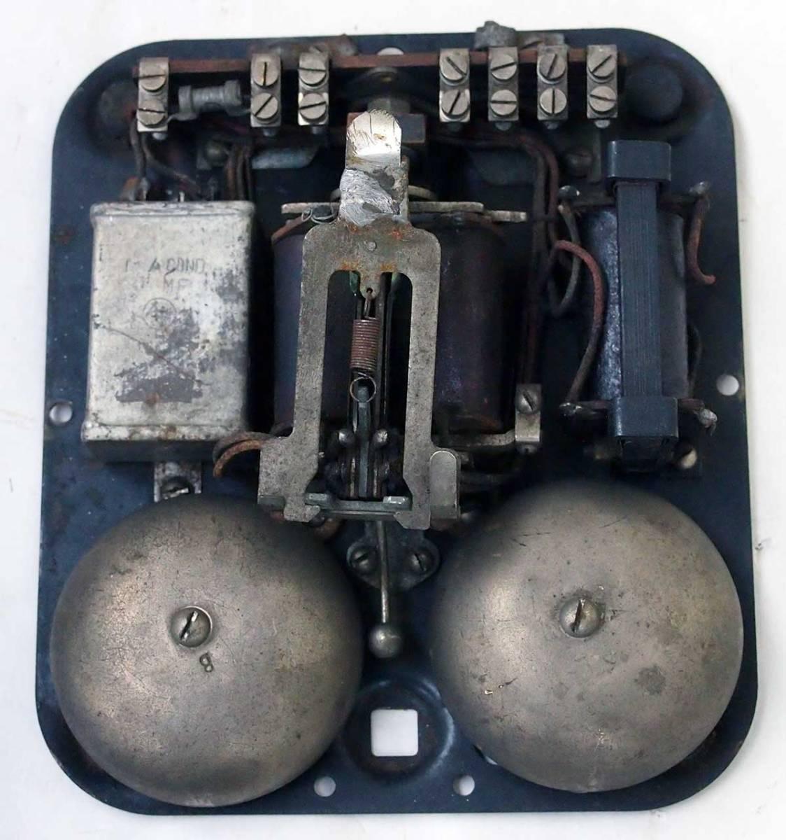 3号自動式電話機 ジャンク_画像7