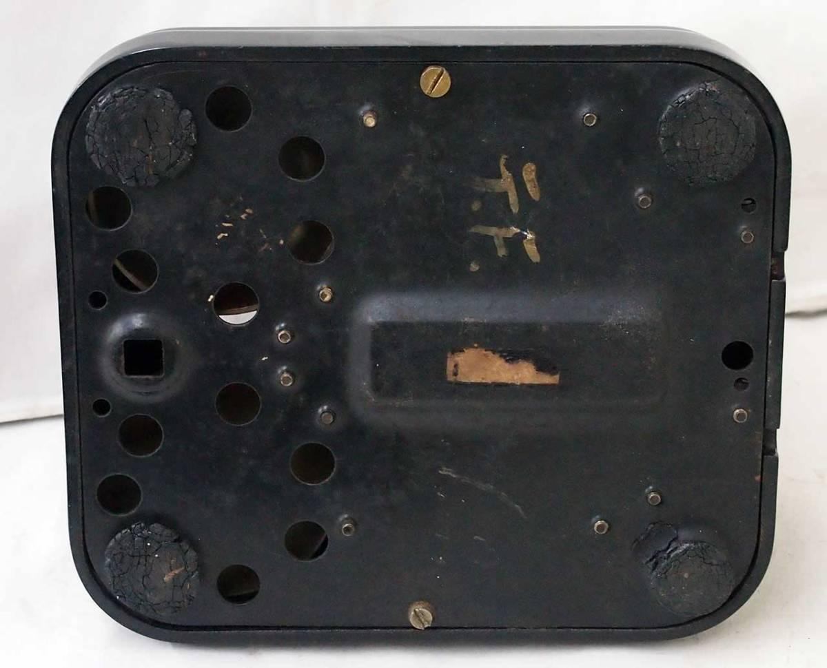 3号自動式電話機 ジャンク_画像8