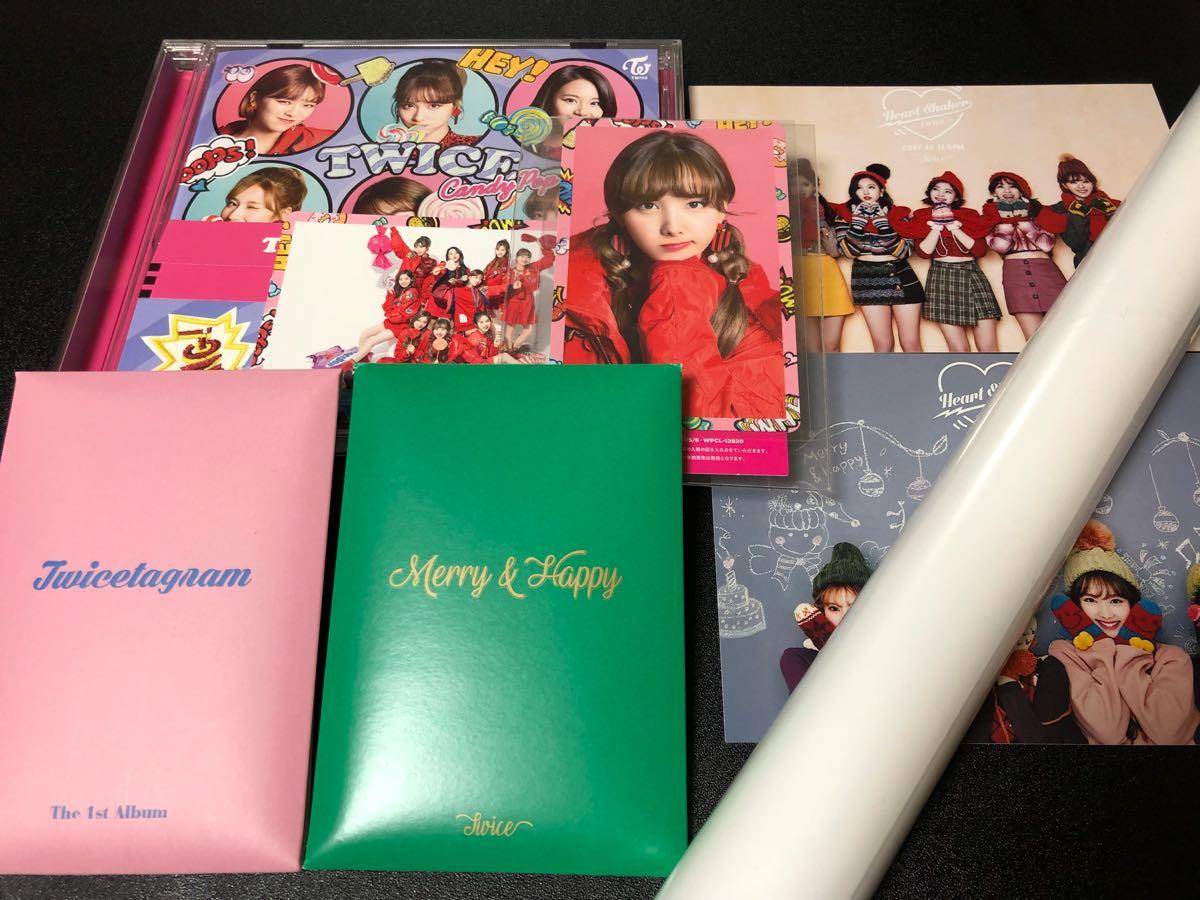 TWICE ナヨン merry&happy ...