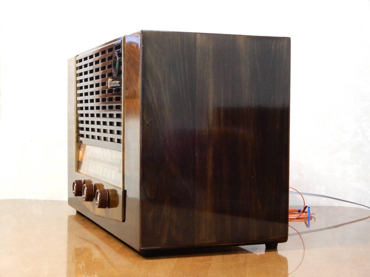 真空管ラジオ ビクター R-700型 【整備済】_画像2