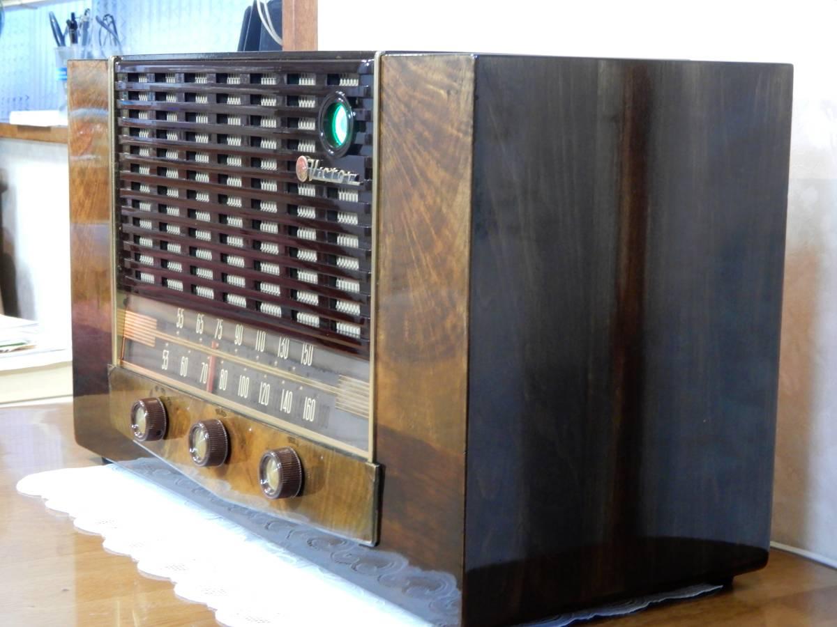 真空管ラジオ ビクター R-700型 【整備済】_画像6