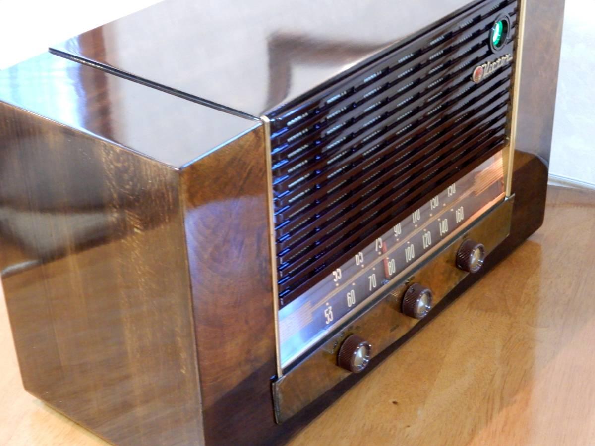 真空管ラジオ ビクター R-700型 【整備済】_画像7