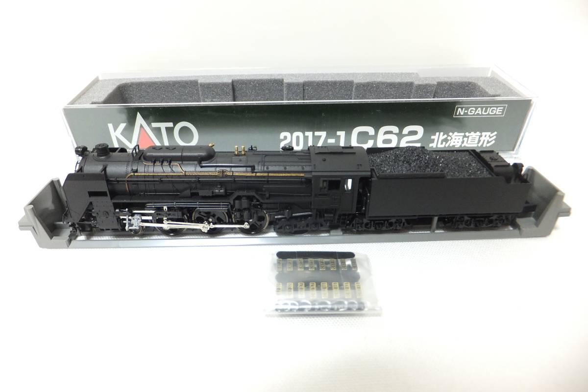 KATO 2017-1 C62 北海道形 ③