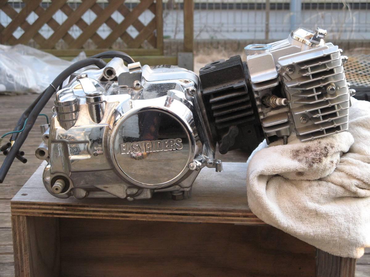 モンキー ゴリラ Dax スーパーカブ 3バルブエンジン_画像2