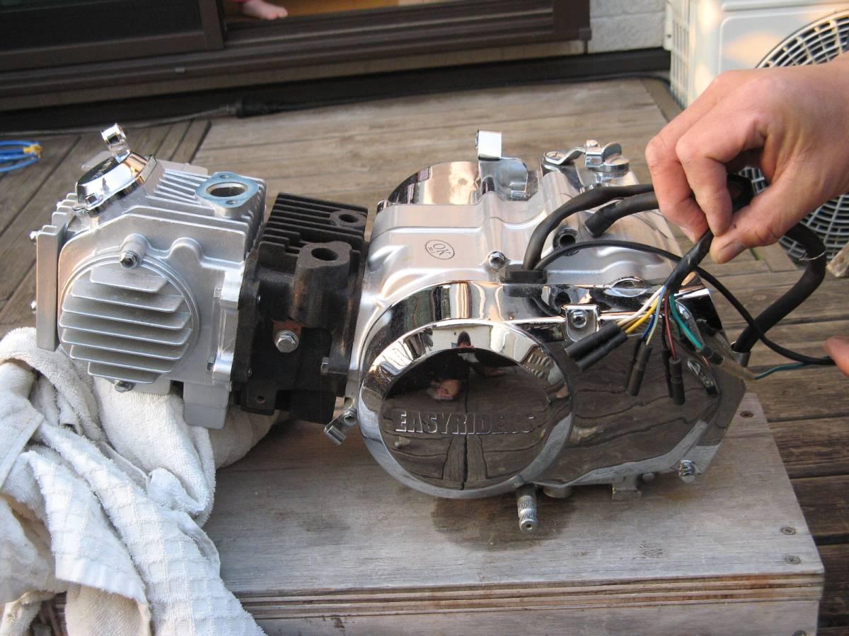 モンキー ゴリラ Dax スーパーカブ 3バルブエンジン_画像5