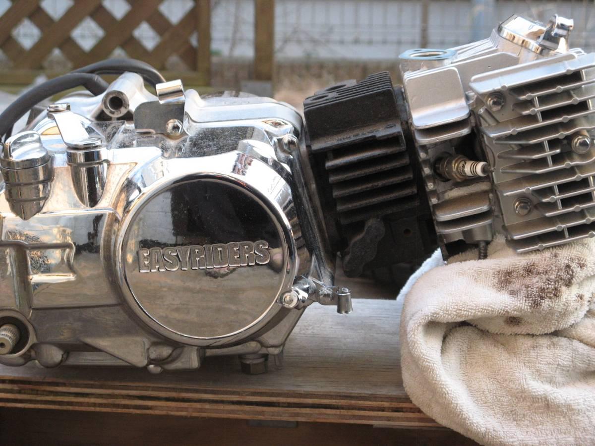 モンキー ゴリラ Dax スーパーカブ 3バルブエンジン_画像3