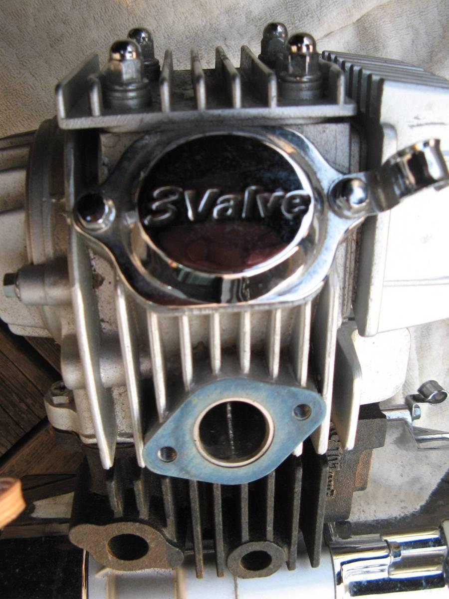 モンキー ゴリラ Dax スーパーカブ 3バルブエンジン