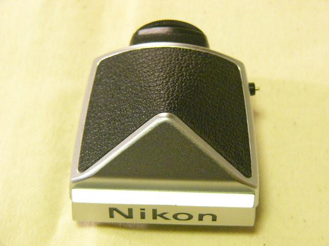 外観綺麗 Nikon ニコン F2/760番台 + アイレベルファインダーDE-1 (実動作・極美品) 腐食無し極上/ジャンク扱い_画像8