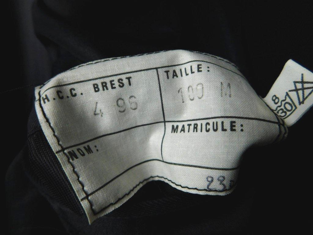 60s70s80s ビンテージ ヨーロッパ ユーロ ミリタリー ウール コート イタリア軍 フランス イギリス_画像9