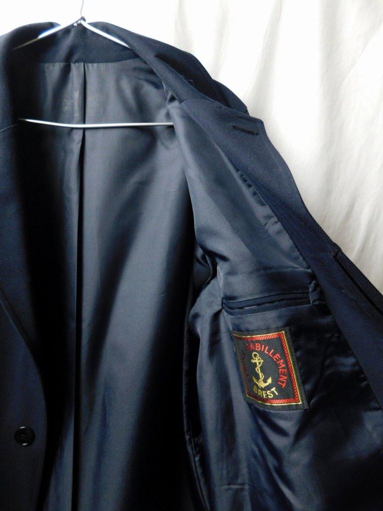 60s70s80s ビンテージ ヨーロッパ ユーロ ミリタリー ウール コート イタリア軍 フランス イギリス_画像5